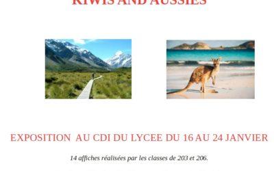 KIWIS AND AUSSIES